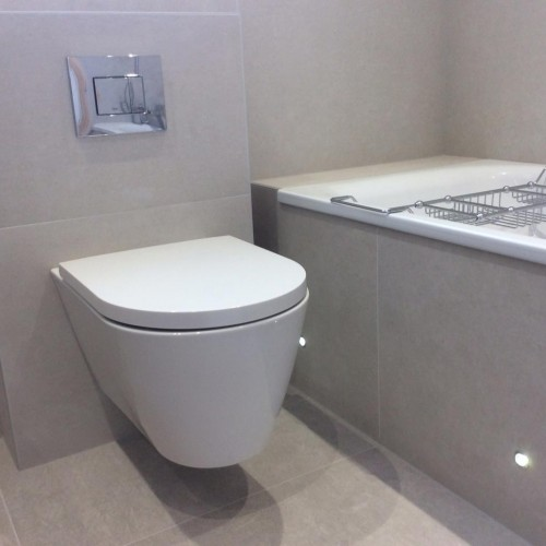 Bathroom Installation